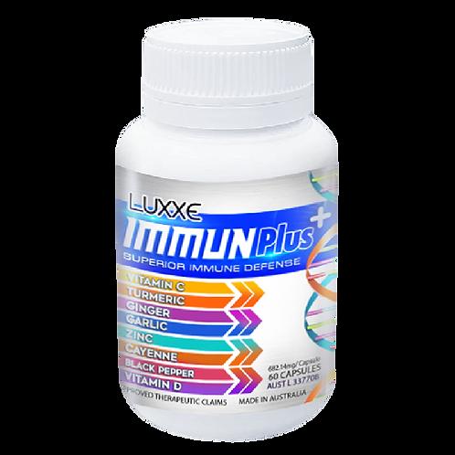 Luxxe ImmunPlus 60s (50%)