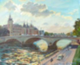 выставка Гаянэ Добровольской «Весёлый ветер странствий» Париж, Дрезден, Прага, Испания, Болгария.