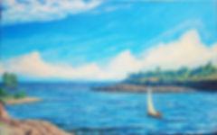 """Выставка """"Сказочные места"""". Художник  Владимир Смирнов"""