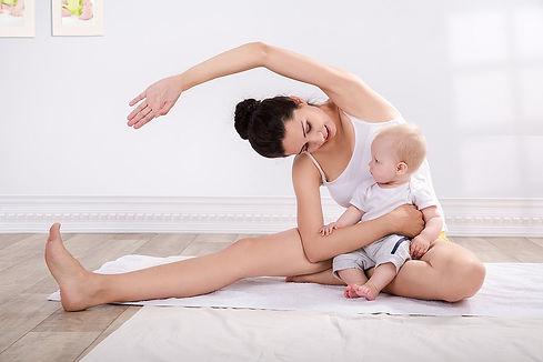 """Фитнес студия """"Супермама"""", дк алые паруса, фитнес для мам, возраст 6 месяцев"""