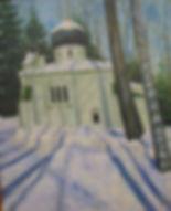 Выставка живописи и графики Коли и Сергея Голышевых