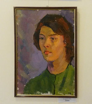 Выставка Валерия толмачева и Розы Ли