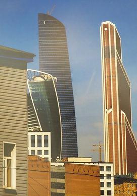 Фотовыставка  «Такая разная Москва»