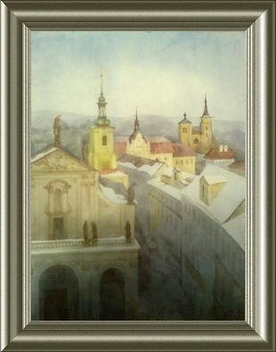 Выставка московских художников «Зимние сны».