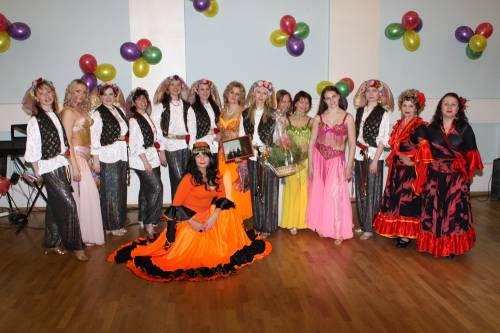 "Театр Танца ""Альтаир"" (танцы народов мира)"