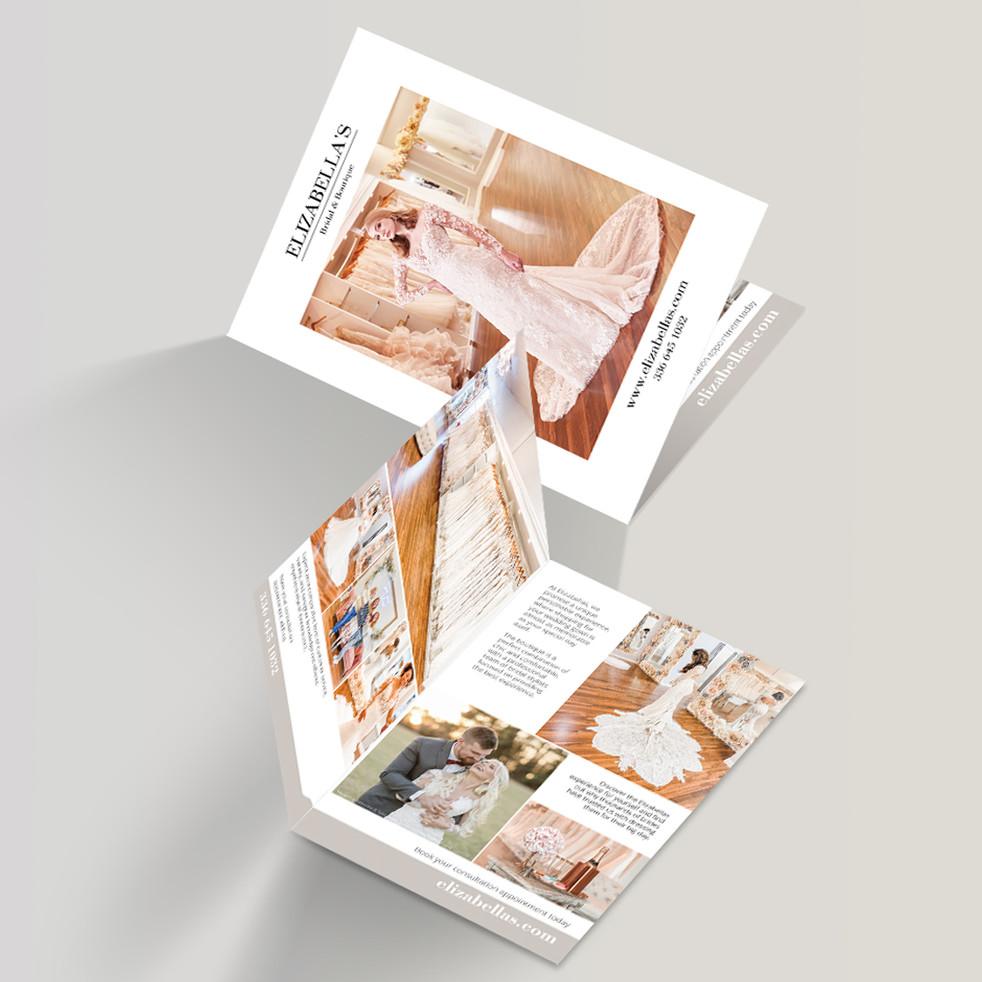 Elizabella's brochure