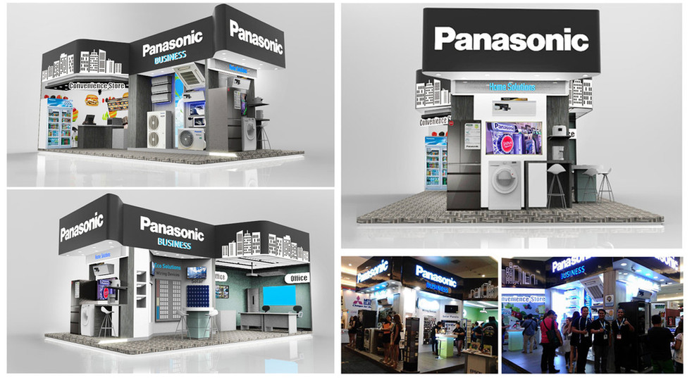 PPH's booth for HVAC Mindanao 2016