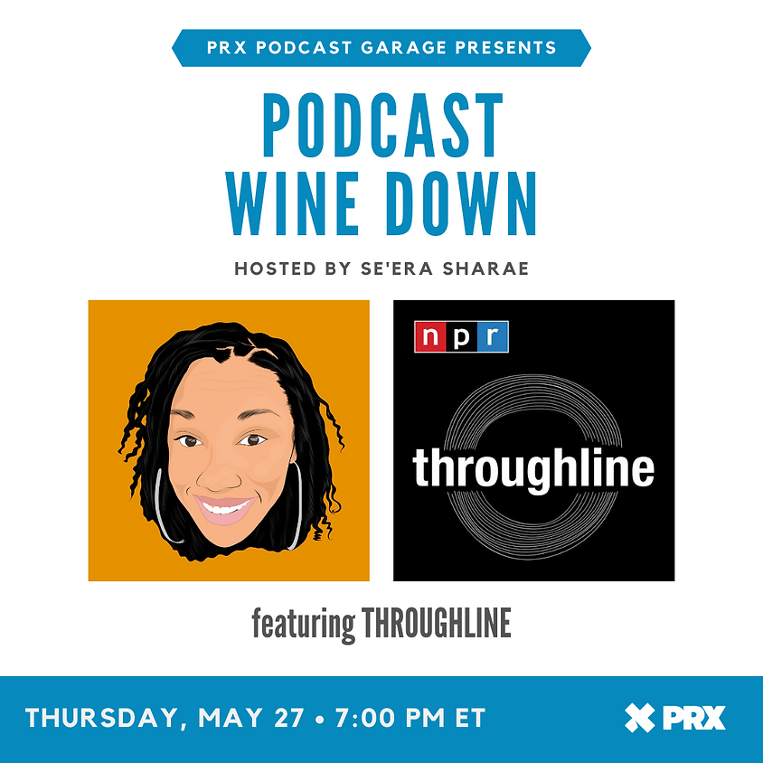 Podcast Wine Down with NPR's Throughline