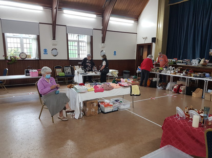 Table Top Sale 2021