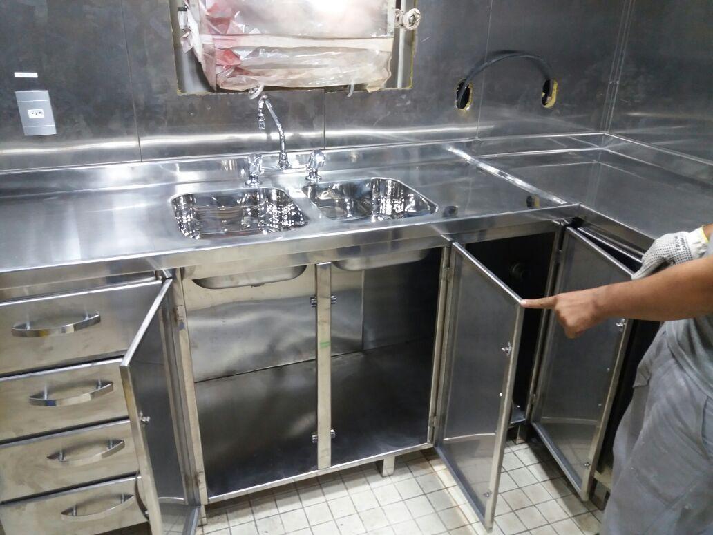 Cozinha Estaleiro