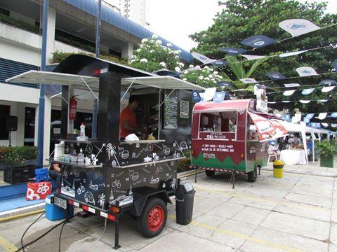 Food Truck em inox