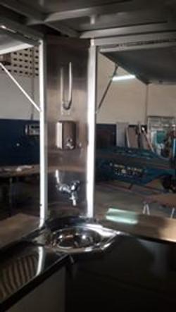 Food Truck em inox- 2