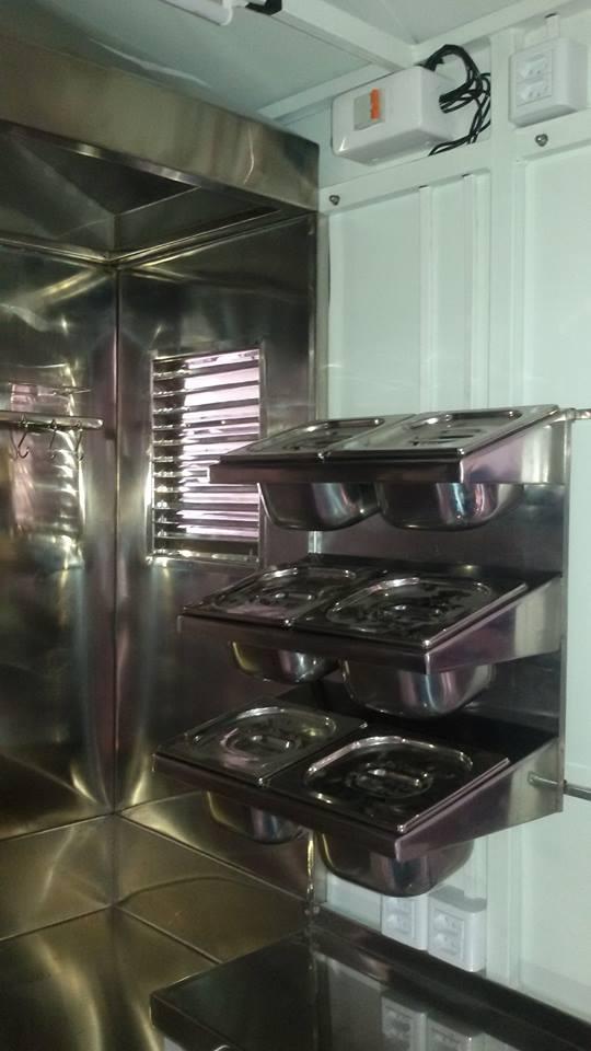 Cozinhas e estrutura de Food Truck-3