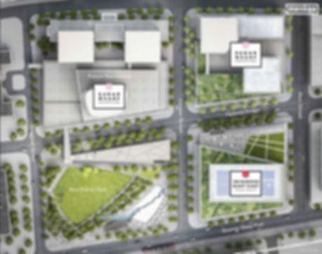 Sugar Wharf Layout - Cityview Realty