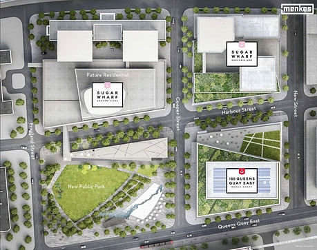 Sugar Wharf Layout - Cityview Realty