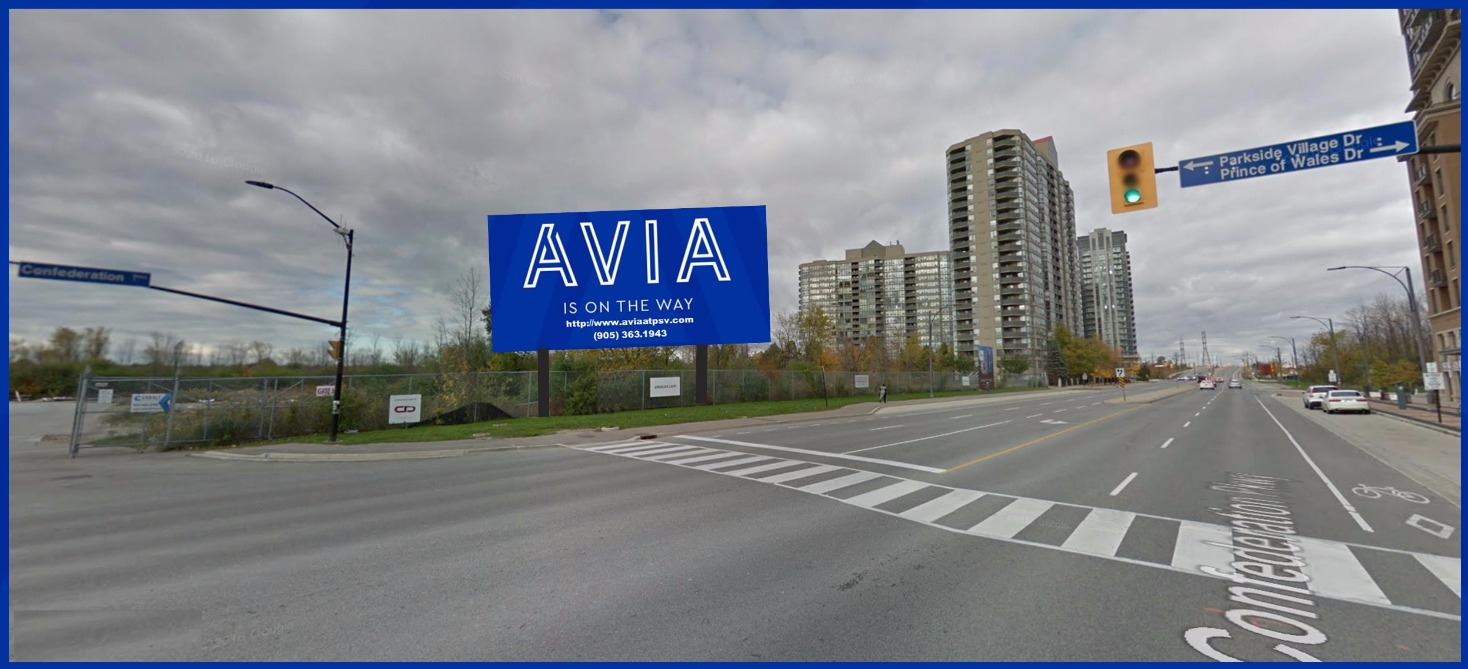 AVIA are here
