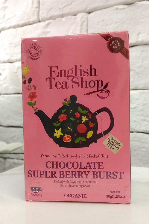 ETS Chocolate Super Berry Burst