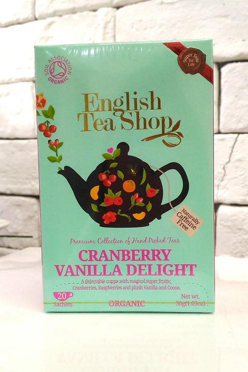 ETS Cranberry Vanilla Delight