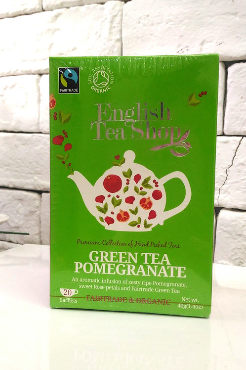 ETS Green Tea Pomegranate