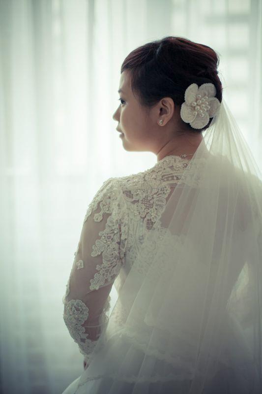 Your vintage wedding closet