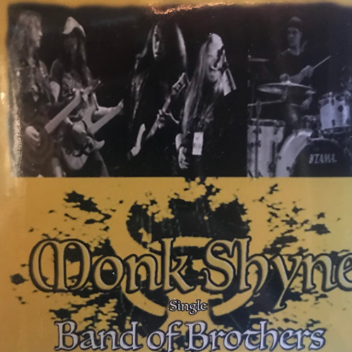 Monk Shyne - Single Band of Brothers - CD