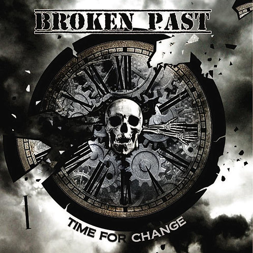 'Time for Change' - EP © 2019