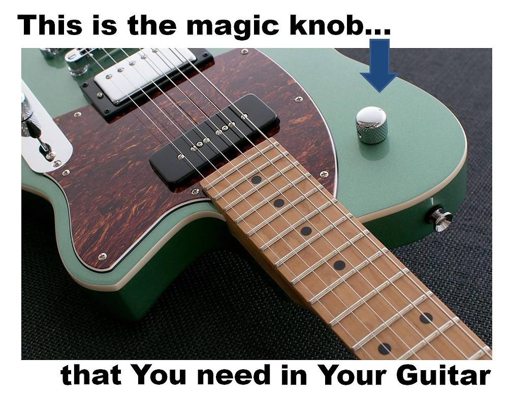 Bass Contour GuitarYouDreamAbout.com