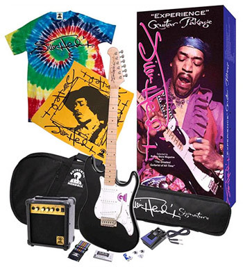 Jimmy Hendrix GuitarYouDreamAbout.com