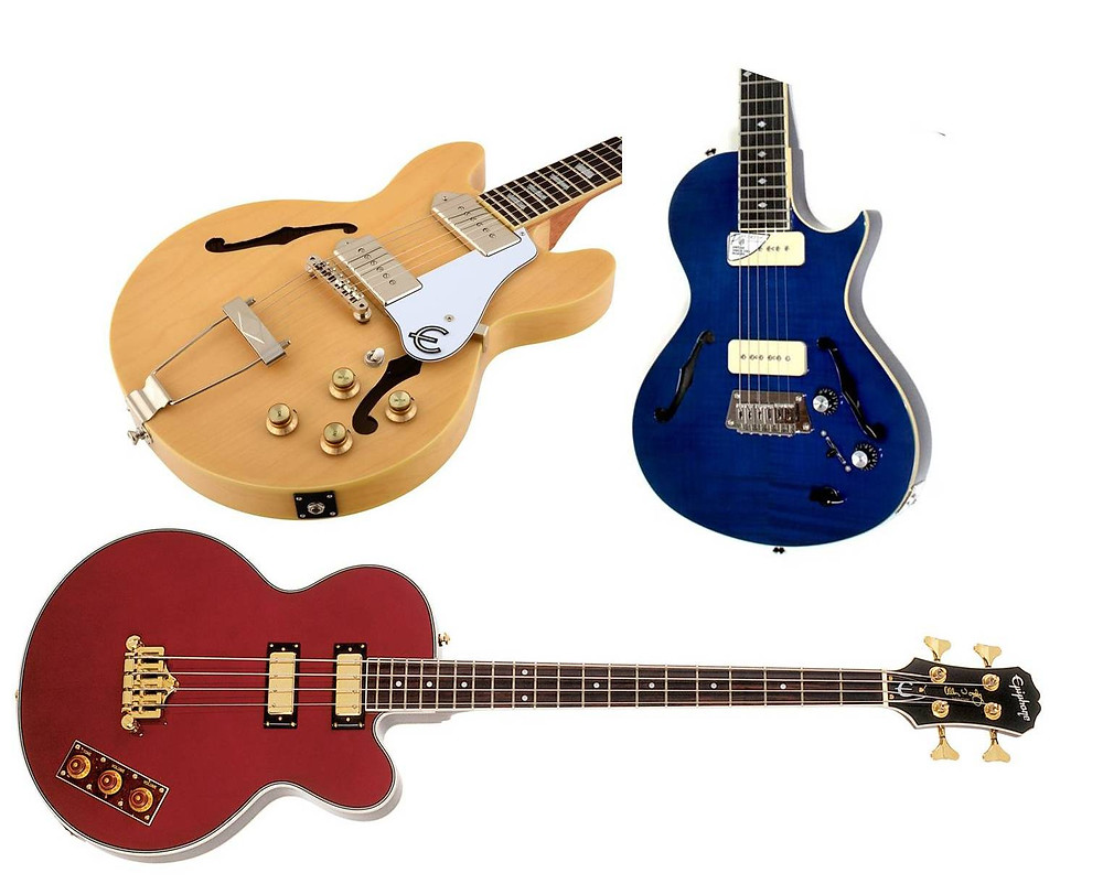 Great Epiphones GuitarYouDreamAbout.com