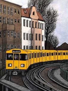 Winter in Kreuzberg