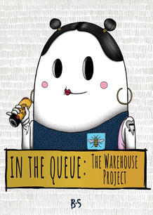 In the Queue: The Warehouse Project