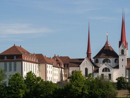 Kloster Muri: Herrschaftsgrablege bis zum heutigen Tag.