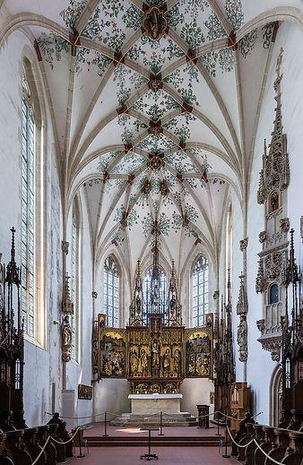 Chor Klosterkirche Blaubeuren