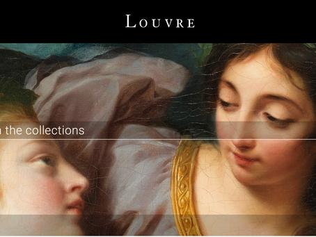 Online Kunstsammlungen und deren unsichtbare Mechanismen