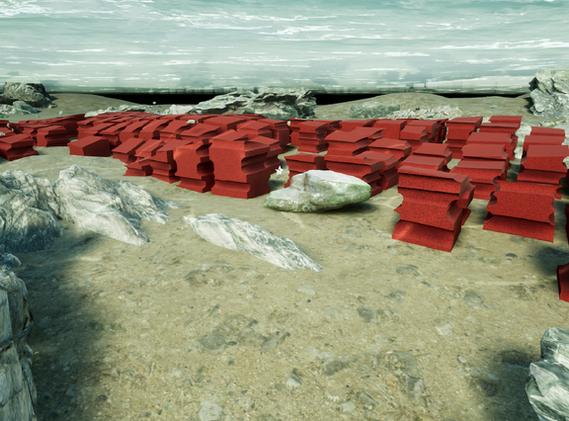 ReefShip natural reef design