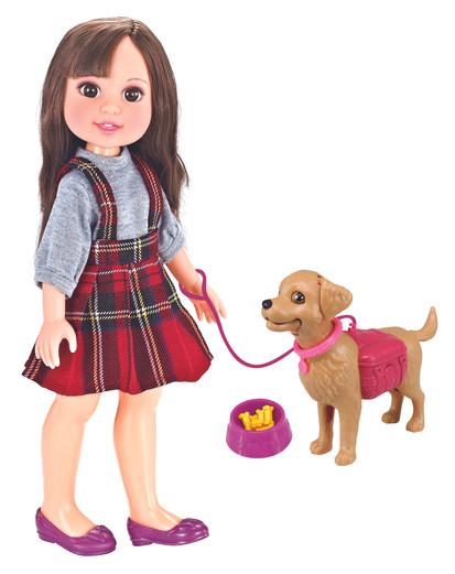 Hanna Chic con Mascota