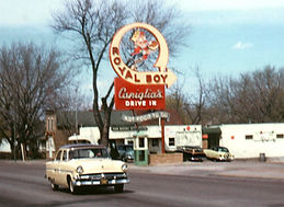 royal boy drive-in