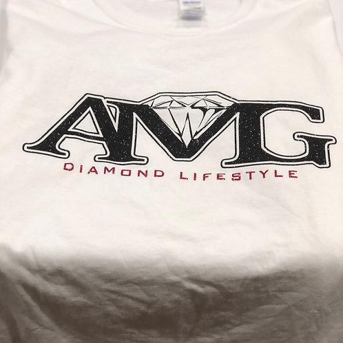 AMG (Black,White, & Red) T-Shirt