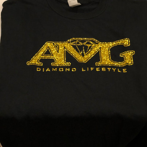 AMG (Black & Gold) T-Shirts