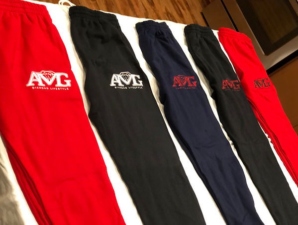 AMG Merch, AMG Sweat Pants, AMG Gear, AMG Drip