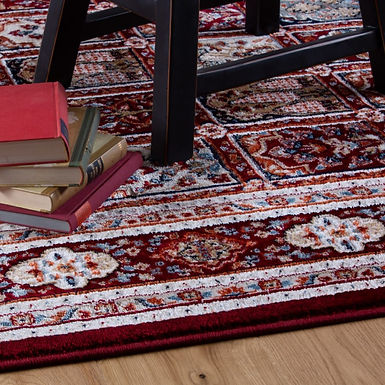 Isfahan - 742 red