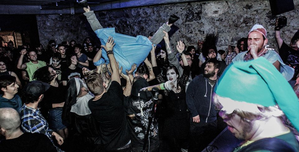 Dead Like Juliet beim Hallowcore, Foto v