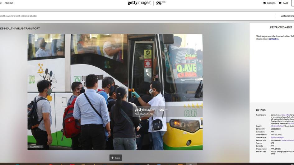 New Normal Public Transport