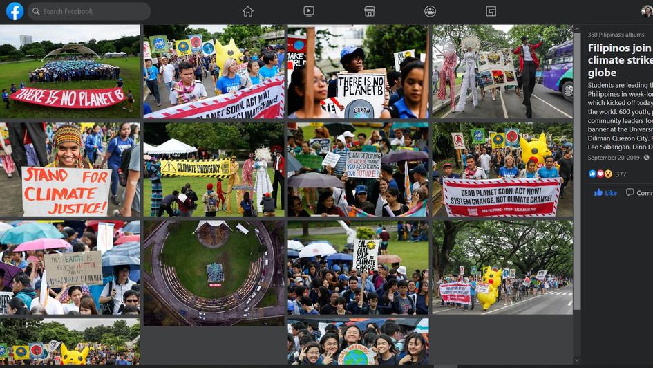 Global Climate Strike September 2019