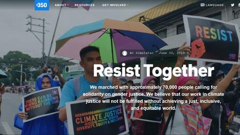 Resist Together