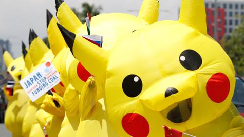 G20 Pikachu Rally