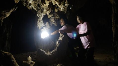 Marabut Cave Samar
