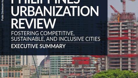 Philippines Urbanization Review