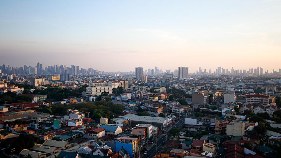 Metro Manila Quarantine COVID19