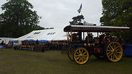 Bars 4 Events Available for Steam Rallies across the UK